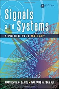 Signals and Systems: A Primer with Matlab(r)-cover