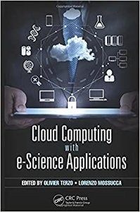 Cloud Computing with E-Science Applications-cover