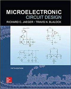Microelectronic Circuit Design (Hardcover)-cover
