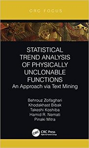 Statistical Trend Analysis of Physically Unclonable Functions: An Approach Via Text Mining-cover