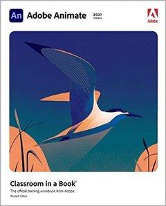 Adobe Animate Classroom in a Book (2021 Release)-cover