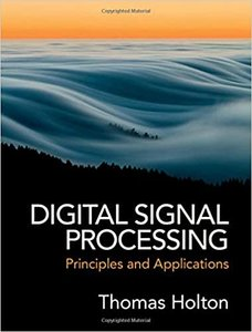 Digital Signal Processing: Principles and Applications-cover