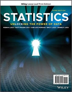 Statistics, Student Solutions Manual: Unlocking the Power of Data-cover
