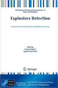 Explosives Detection: Sensors, Electronic Systems and Data Processing-cover