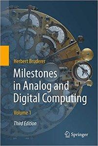 Milestones in Analog and Digital Computing-cover