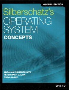 Operating System Concepts, 10/e (GE-Paperback)-cover