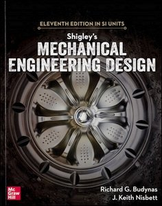 Shigley's Mechanical Engineering Design, 11/e (In SI Units)(Paperback)-cover