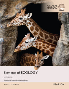 Elements of Ecology, 9/e (GE-Paperback)