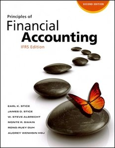Principles of Financial Accounting, 2/e (IFRS Edition)(Paperback)-cover