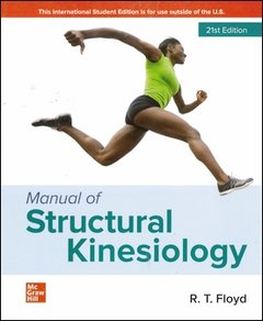 Manual of Structural Kinesiology, 21/e (Paperback)-cover