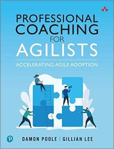 Professional Coaching for Agilists: Accelerating Agile Adoption-cover