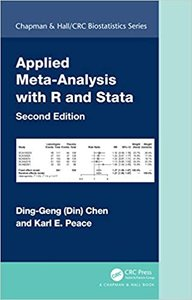 Applied Meta-Analysis with R and Stata-cover