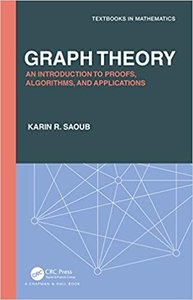 Graph Theory: An Introduction to Proofs, Algorithms, and Applications-cover