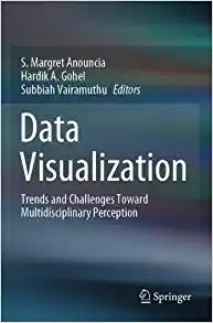 Data Visualization: Trends and Challenges Toward Multidisciplinary Perception