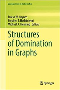 Structures of Domination in Graphs-cover