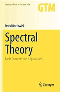 Spectral Theory: Basic Concepts and Applications-cover