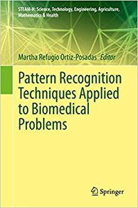 Pattern Recognition Techniques Applied to Biomedical Problems-cover