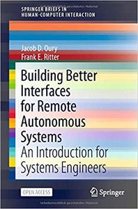 Building Better Interfaces for Remote Autonomous Systems: An Introduction for Systems Engineers-cover