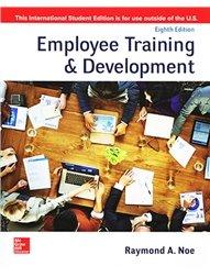 Employee Training & Development, 8/e-cover
