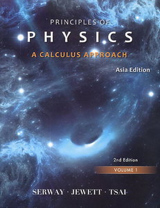 Principles of Physics: A Calculus Approach, 2/e (Asia Edition) V1+V2* (套書封膜不分售)*