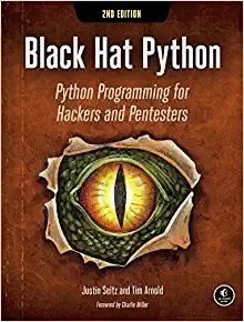 Black Hat Python, 2nd Edition: Python Programming for Hackers and Pentesters-cover