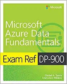 Exam Ref Dp-900 Microsoft Azure Data Fundamentals-cover