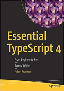 Essential Typescript 4: From Beginner to Pro-cover