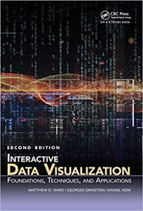 Interactive Data Visualization: Foundations, Techniques, and Applications, Second Edition-cover