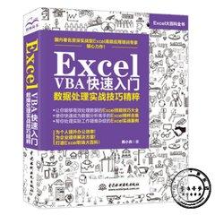 Excel VBA 快速入門:數據處理實戰技巧精粹