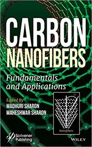 Carbon Nanofibers: Fundamentals and Applications-cover