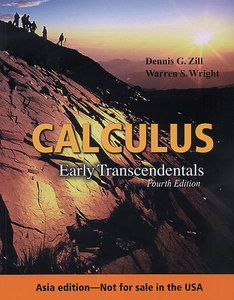 Calculus: Early Transcendentals, 4/e (AE-Paperback)-cover