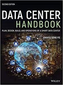 Data Center Handbook: Plan, Design, Build, and Operations of a Smart Data Center-cover