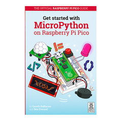 Get Started with MicroPython on Raspberry Pi Pico-cover