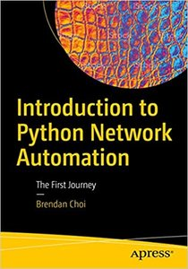Introduction to Python Network Automation: The First Journey-cover