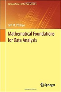Mathematical Foundations for Data Analysis-cover