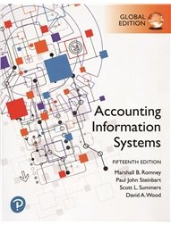 Accounting Information Systems, 15/e (GE-Paperback)-cover