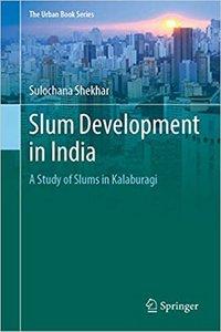Slum Development in India: A Study of Slums in Kalaburagi-cover