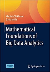Mathematical Foundations of Big Data Analytics-cover