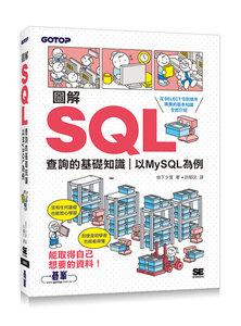 圖解 SQL 查詢的基礎知識|以 MySQL 為例-cover