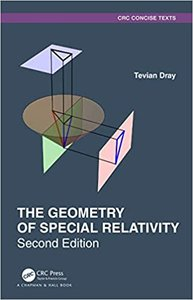 The Geometry of Special Relativity-cover