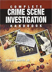 Complete Crime Scene Investigation Handbook-cover