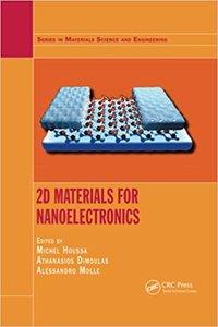 2D Materials for Nanoelectronics-cover