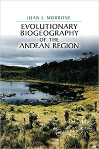 Evolutionary Biogeography of the Andean Region-cover