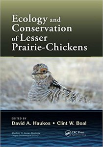 Ecology and Conservation of Lesser Prairie-Chickens-cover