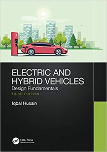 Electric and Hybrid Vehicles: Design Fundamentals-cover
