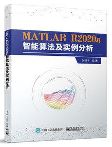 MATLAB R2020a 智能算法及實例分析-cover