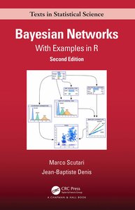 Bayesian Networks: With Examples in R-cover