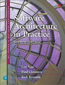 Software Architecture in Practice 4th -cover