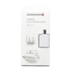 樂星翰-2.4A 雙USB充電器-cover