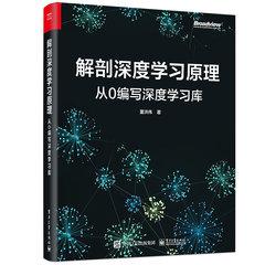 解剖深度學習原理:從0編寫深度學習庫-cover